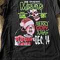 Misfits Merry Gory Christmas event shirt