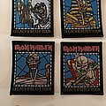 Iron Maiden Legacy of the Beast patch set