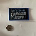 Blue Oyster Cult Patch