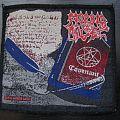 Morbid Angel - Covenant patch