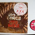 Other Collectable - Vio-lence vomit bag & patch