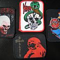 For sale vintage printed patches