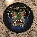Thin Lizzy Chinatown Patch