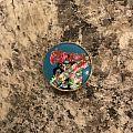 Saxon Prismatic Pin Pin / Badge