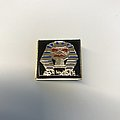 Iron Maiden Powerslave Pin Pin / Badge