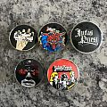 Judas Priest Original Prismatic Pins Pin / Badge