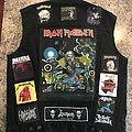 Metal Battle Vest Battle Jacket