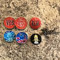 Rush Buttons & Pins Pin / Badge