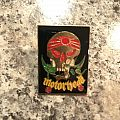 Motörhead Vintage Enamel Pin Pin / Badge