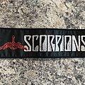 Scorpions Super Strip Patch