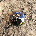 Saxon Crusader Button Pin / Badge