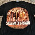 System of a Down 2005 Tour Shirt