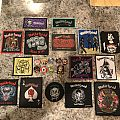 Motorhead Patch & Pin Collection