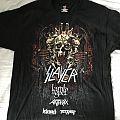 Slayer US Tour 2018 Shirt