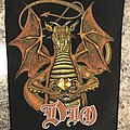 Dio Sacred Heart Backpatch