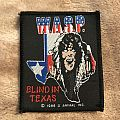 Original W.A.S.P. Blind in Texas Patch