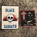 Black Sabbath Patches