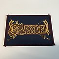 Saxon Crusader Patch