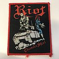 Riot Thundersteel Patch
