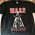 W.A.S.P. Wild Child Shirt