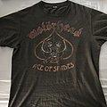 Motörhead Ace of Spades Shirt