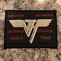 Van Halen World Tour Patch