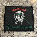 Motorhead No Sleep Til Hammersmith Patch