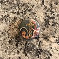 Black Sabbath Button Pin / Badge