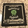 Motorhead No Sleep At All Patch