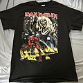 Iron Maiden Legacy of the Beast Tour Shirt