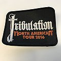 Tribulation Tour Patch