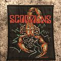 Scorpions Original Patch