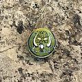 Motorhead Overkill Vintage Prismatic Pin Pin / Badge