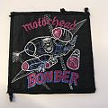 Motörhead Bomber Patch