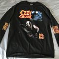 Ozzy Bark at the Moon Shirt