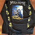 Megadeth Countdown to Extinction LS TShirt or Longsleeve
