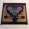 Black Sabbath Tour Patch