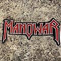 Manowar Large Patch
