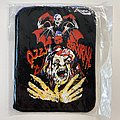 Ozzy Printed Patch