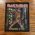 Iron Maiden - Patch - Somewhere in Time Patch