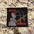 Black Sabbath TE Patch
