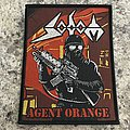 Sodom Agent Orange Patch
