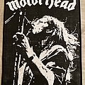 Motörhead Backpatch