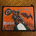 Meat Loaf Bat Out of Hell Patch
