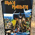 Iron Maiden - Patch - Iron Maiden Stranger in a Strange Land BP