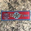 Rush Mini Strip Patch