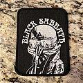Black Sabbath NSD Patch