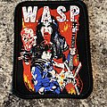 W.A.S.P. Printed Patch