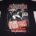 Anthrax 2016 Tour TShirt or Longsleeve