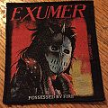Exumer - Patch - Exumer Possessed by Fire ORG Patch